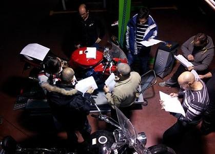 Curso de inyeccion de motocicletas: todo un exito