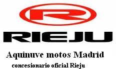 Aquinuve concesionario oficial Rieju Madrid