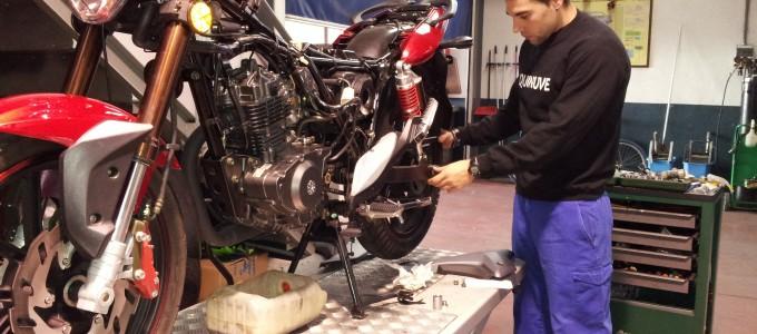 Curso Mecánica de Motos 2013