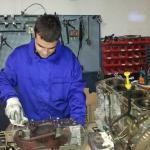 escuela curso mecanica automoviles madrid