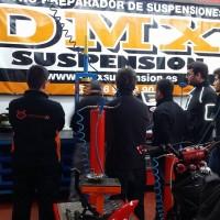 Gran curso de suspensiones y regulación  motocicletas Aquinuve-DMX