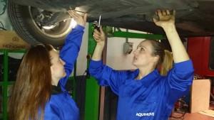 curso mecanica mujeres