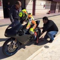 Curso mecánica de competición: Motos