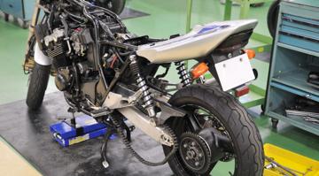 Taller de motos Aquinuve