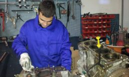 Escuela curso de mecánica Aquinuve