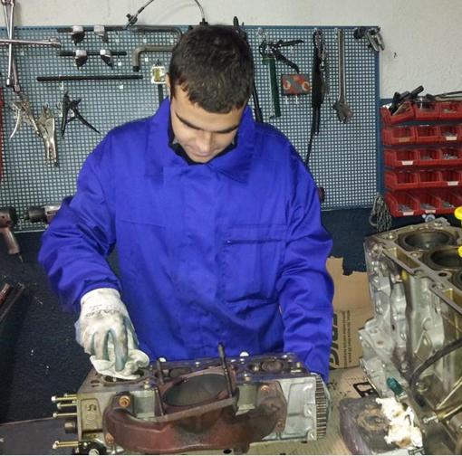 taller de moto Aquinuve