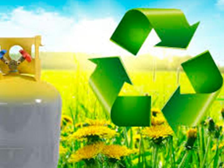 reciclar gases fluorados